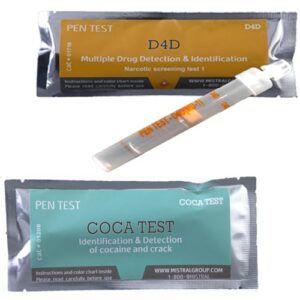 Ampoule Multi Drug Screening Pen Test MD-2