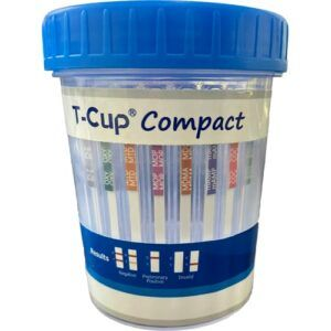 12 Panel Drug Test Cup – (3124 with TCA…Case of 25)