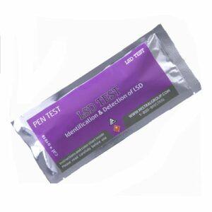 LSD Surface Residue Ampoule Pen Drug Test