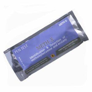 METH-X Surface Residue Ampoule Pen Drug Test