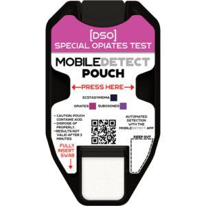 Special Opiates Surface Residue (Pouch) Drug Test