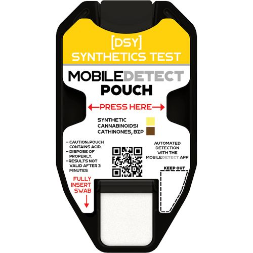 Synthetic Cannabis Surface Residue (Pouch) Drug Test